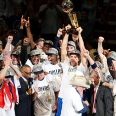 Dallas Mavericks, campeones NBA 2011. Dirk Nowitzki MVP