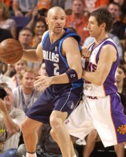 Jason Kidd, Dallas Mavericks ante Steve Nash, Phoenix Suns